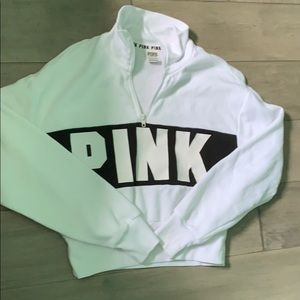Sweatshirt, cropped